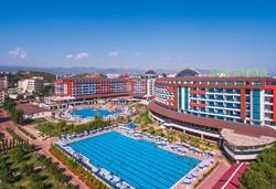 Самолетна почивка в Турция! 7 нощувки на човек на база Ultra all inclusive в Lonicera Resort & Spa 5*, Алания, Турска ривиера с двупосочен чартърен полет от София - Снимка