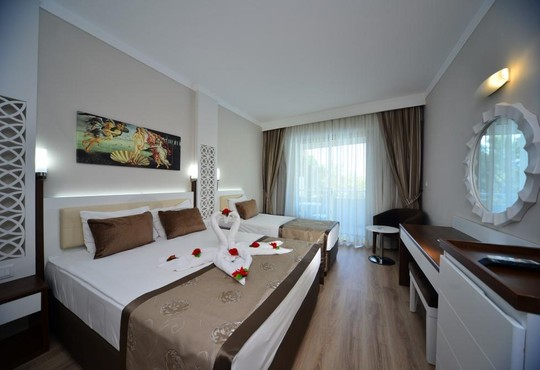 Linda Resort Hotel 5* - снимка - 2