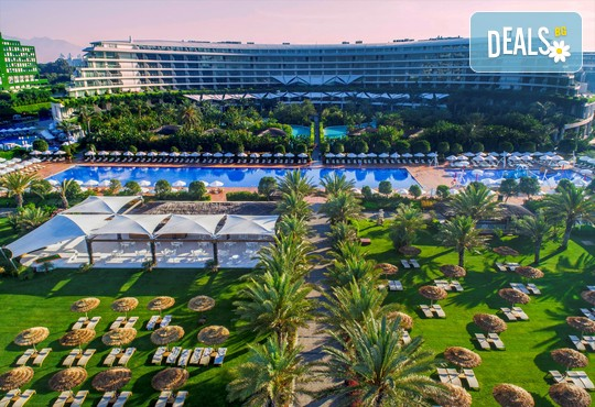 Maxx Royal Belek Golf Resort 5* - снимка - 3