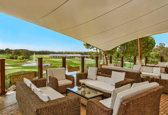 Maxx Royal Belek Golf Resort 5* - снимка - 24