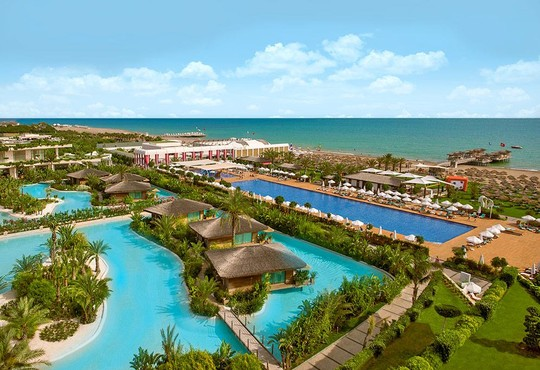 Maxx Royal Belek Golf Resort 5* - снимка - 4