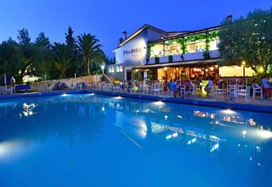 Нощувка на база Закуска и вечеря,Ultra all inclusive в Philoxenia Hotel 4*, Псакудия, Халкидики - Снимка