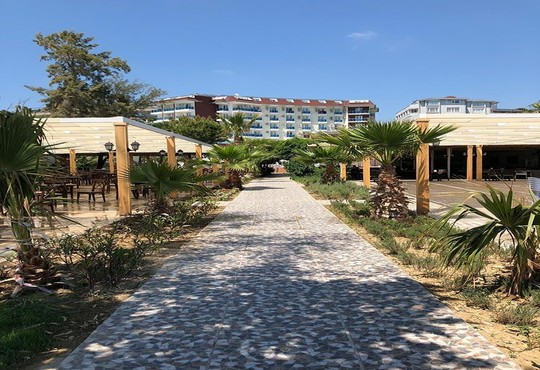 Maya World Beach Hotel (ex. Akin Paradise Hotel) 4* - снимка - 18