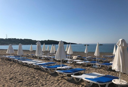 Maya World Beach Hotel (ex. Akin Paradise Hotel) 4* - снимка - 10