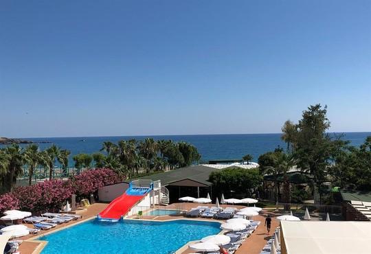 Maya World Beach Hotel (ex. Akin Paradise Hotel) 4* - снимка - 11
