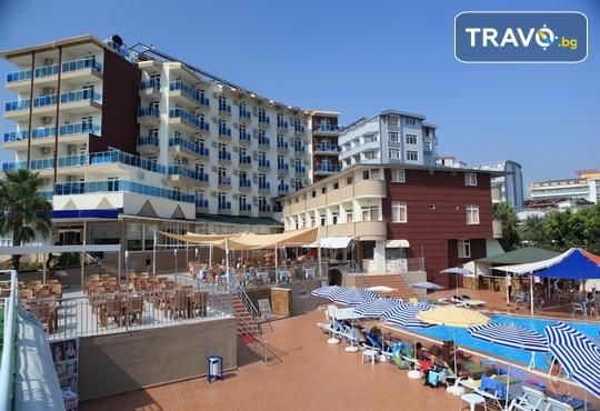 Maya World Beach Hotel (ex. Akin Paradise Hotel) 4* - снимка - 1