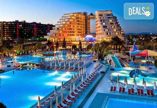 Miracle Resort Hotel 5* - снимка - 2