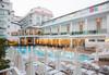 Самолетна почивка в Турция! 3 нощувки на човек на база All inclusive в Merve Sun Hotel & Spa 4*, Сиде, Турска ривиера с двупосочен чартърен полет от София - thumb 1