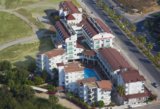 Merve Sun Hotel & Spa 4* - снимка - 16