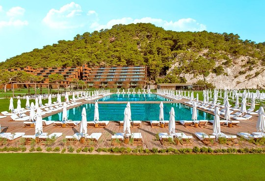 Maxx Royal Kemer Resort 5* - снимка - 2