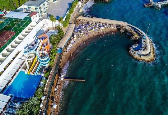 Orange County Resort Hotel Alanya 5* - снимка - 29