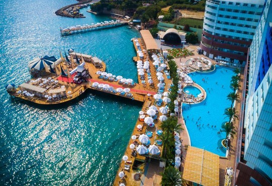 Orange County Resort Hotel Alanya 5* - снимка - 4