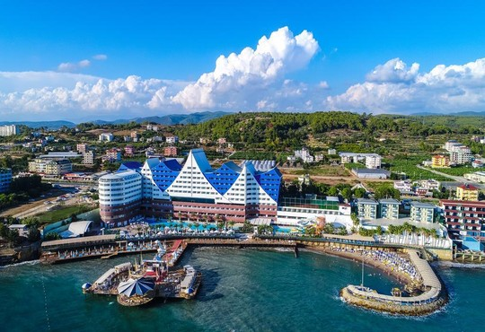 Orange County Resort Hotel Alanya 5* - снимка - 3