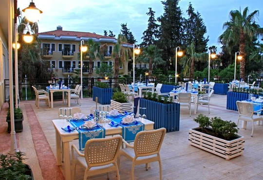 Club Hotel Phaselis Rose 5* - снимка - 19