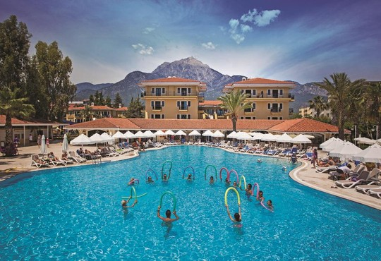 Club Hotel Phaselis Rose 5* - снимка - 21