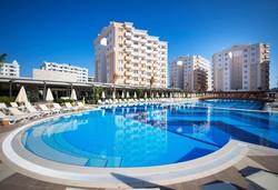 Самолетна почивка в Турция! 7 нощувки на човек на база Ultra all inclusive в Ramada Resort Lara 5*, Лара, Турска ривиера с двупосочен чартърен полет от София - Снимка