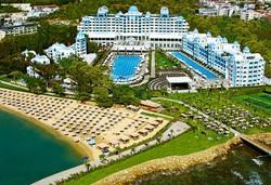 Самолетна почивка в Турция! 7 нощувки на човек на база Ultra all inclusive в Rubi Platinum Spa Resort & Suites 5*, Алания, Турска ривиера с двупосочен чартърен полет от София - Снимка