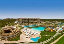 Самолетна почивка в Турция! 7 нощувки на човек на база Ultra all inclusive в Regnum Carya Golf & Spa Resort 5*, Белек, Турска ривиера с двупосочен чартърен полет от София - Снимка
