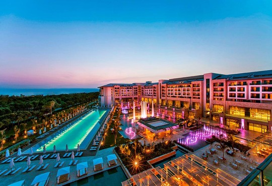 Regnum Carya Golf & Spa Resort 5* - снимка - 6