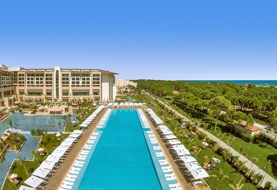 Regnum Carya Golf & Spa Resort 5* - снимка - 21