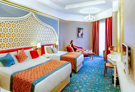 Royal Taj Mahal Hotel 5* - снимка - 4