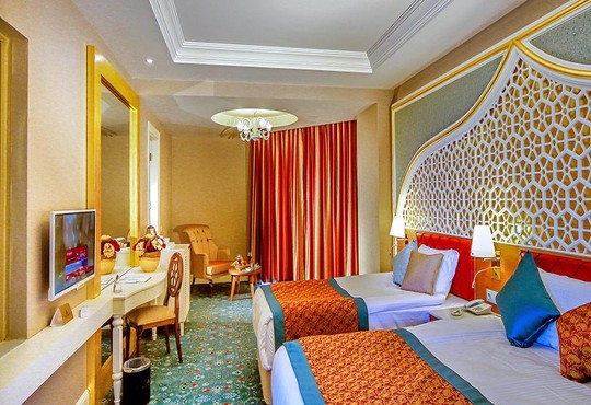 Royal Taj Mahal Hotel 5* - снимка - 16