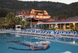 Самолетна почивка в Турция! 7 нощувки на човек на база All inclusive в Sailors Beach Club 4*, Кемер, Турска ривиера с двупосочен чартърен полет от София - Снимка