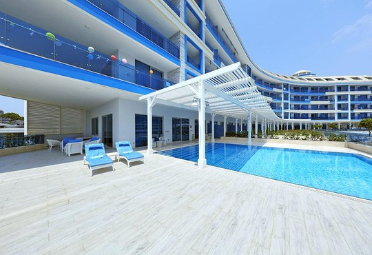 Sueno Hotels Deluxe Belek 5* - снимка - 34