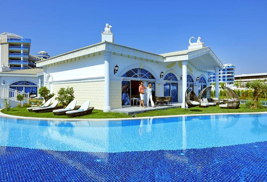Sueno Hotels Deluxe Belek 5* - снимка - 33