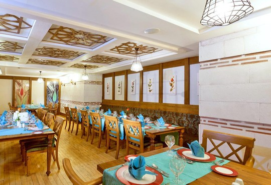 Seher Resort & Spa Hotel 5* - снимка - 8