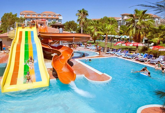 Seher Resort & Spa Hotel 5* - снимка - 27