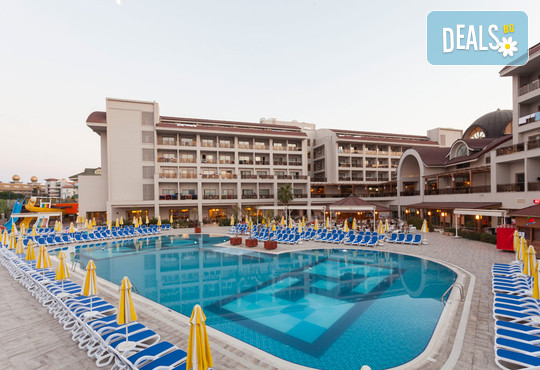 Seher Sun Palace Resort & Spa 5* - снимка - 1
