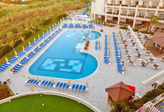 Seher Sun Palace Resort & Spa 5* - снимка - 10