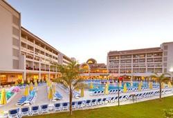 Самолетна почивка в Турция! 7 нощувки на човек на база All inclusive в Seher Sun Palace Resort & Spa 5*, Сиде, Турска ривиера с двупосочен чартърен полет от София - Снимка