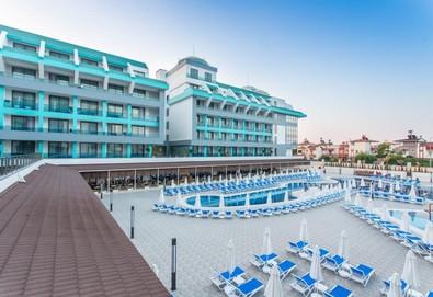 Самолетна почивка в Турция! 7 нощувки на човек на база Ultra all inclusive в Sensitive Premium Resort & Spa  5*, Белек, Турска ривиера с двупосочен чартърен полет от София - Снимка