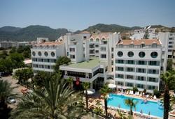 Самолетна почивка в Турция! 7 нощувки на човек на база All inclusive в Sesin Hotel 4*, Мармарис, Егейска Турция с двупосочен чартърен полет от София - Снимка