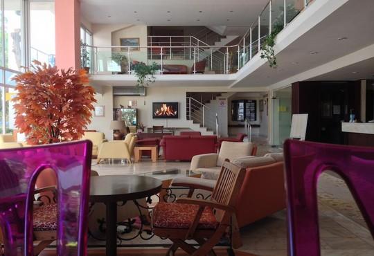 Sesin Hotel 4* - снимка - 8