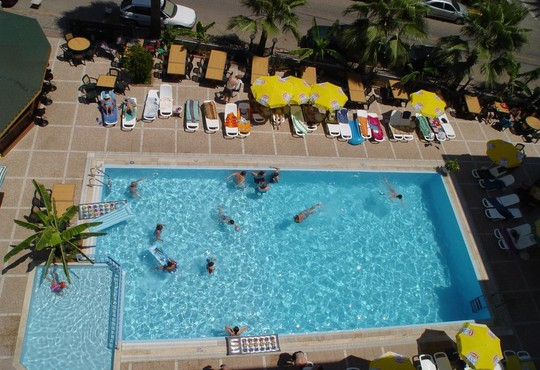 Sesin Hotel 4* - снимка - 10