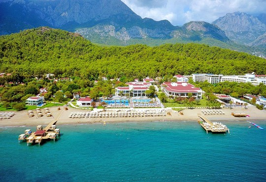 Sherwood Exclusive Kemer 5* - снимка - 40