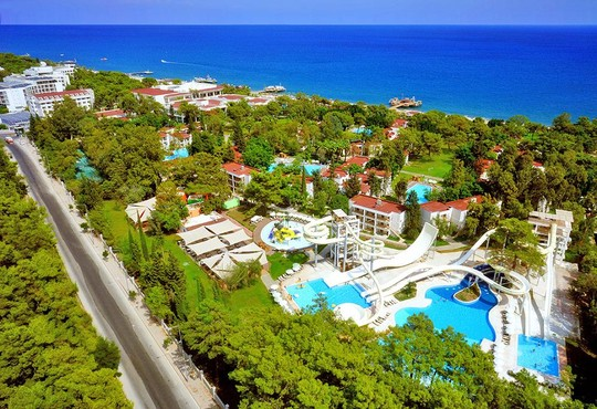 Sherwood Exclusive Kemer 5* - снимка - 41