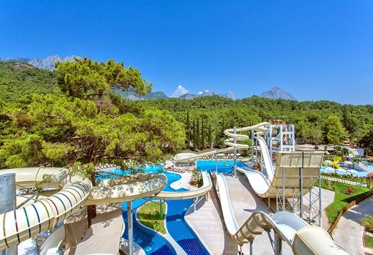 Sherwood Exclusive Kemer 5* - снимка - 36