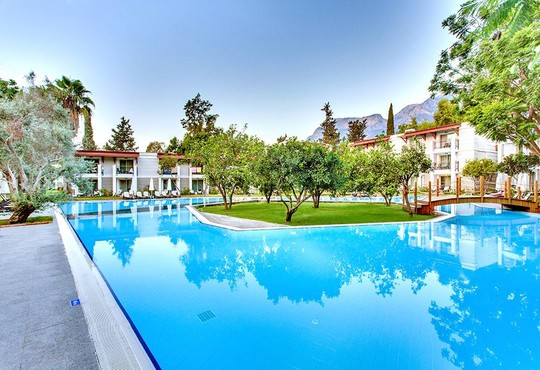 Sherwood Exclusive Kemer 5* - снимка - 34