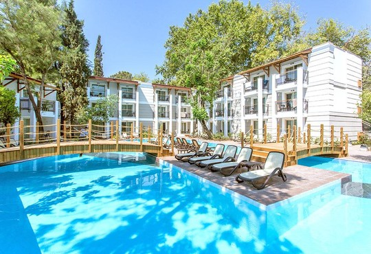 Sherwood Exclusive Kemer 5* - снимка - 3