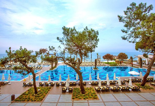 Sherwood Exclusive Kemer 5* - снимка - 33