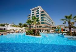 Самолетна почивка в Турция! 7 нощувки на човек на база All inclusive в Side Sungate Hotel 5*, Сиде, Турска ривиера с двупосочен чартърен полет от София - Снимка