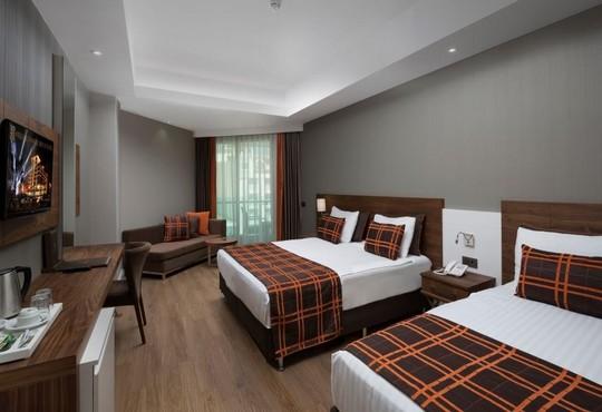 Side Sungate Hotel 5* - снимка - 4