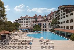 Самолетна почивка в Турция! 7 нощувки на човек на база Ultra all inclusive в Sirene Belek Golf & Wellness Hotel 5*, Белек, Турска ривиера с двупосочен чартърен полет от София - Снимка
