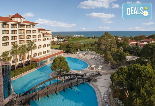 Sirene Belek Golf & Wellness Hotel 5* - снимка - 2