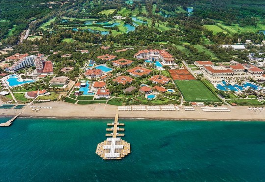 Sirene Belek Golf & Wellness Hotel 5* - снимка - 40
