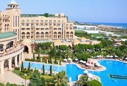 Самолетна почивка в Турция! 7 нощувки на човек на база Ultra all inclusive в Spice Hotel & Spa 5*, Белек, Турска ривиера с двупосочен чартърен полет от София - Снимка